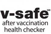 v-safe checker graphic