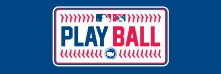 Play Ball logo
