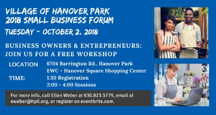 Small Business Forum