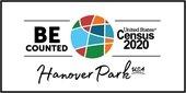 2020 Census Logo- Hanover Park
