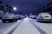 Snowy Roads photo
