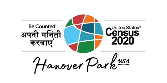 Census Logo Hindi
