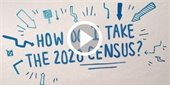 How do I take the US Census video