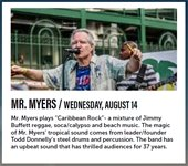 Photo of Mr. Myers Band