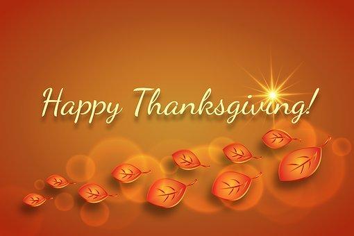 Happy Thanksgiving Graphic