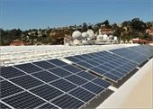 Pace solar energy panels pictures