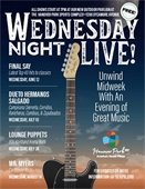 Wednesday Night Live! Poster