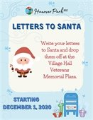 Letters to Santa Flyer