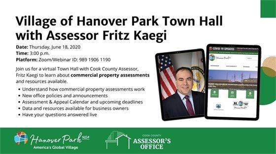 Virtual Town Hall with Assessor Fritz Kaegi