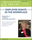 Employees in the Workplace Flyer