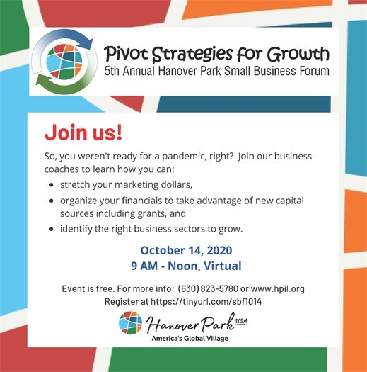 5th Annual Small Business Forum