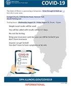Evangel Temp Site Flyer