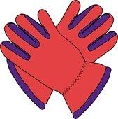 gloves graphic