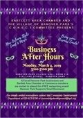 Business After Hour Flyer