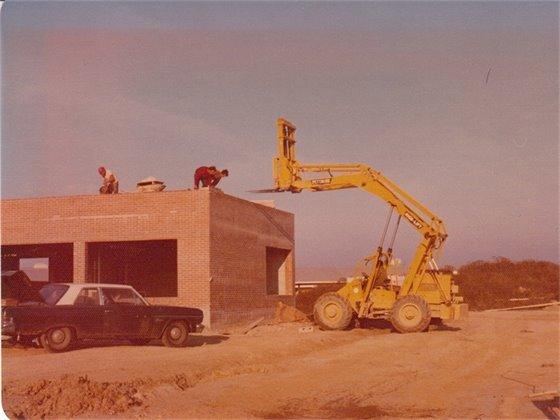 Village Hall 1970s