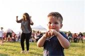 Boy at Family Fest