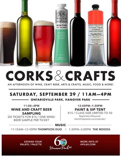 Corks & Crafts