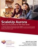Scale Up Aurora