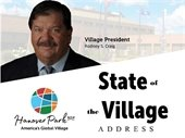 state of the village flyer