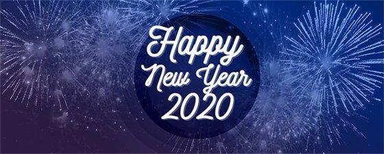 Happy New Year graphic image