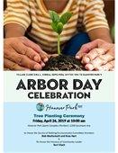 Arbor Day Flyer
