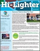 Photo of the cover of the Hi-Lighter May June
