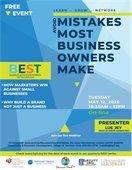 BEST seminar flyer