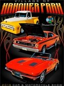 Hanover Park Car and Motorcycle Show Flyer