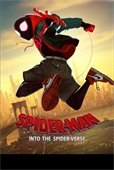 Spiderman- Into the Spider-Verse poster