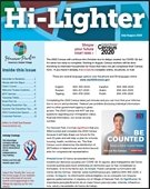 Photo of the cover of the Hi-Lighter July August