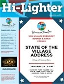 Photo of the cover of the Hi-Lighter January/February 2020 edition