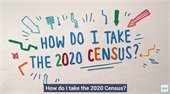How Do I Take the Census Video graphic