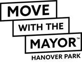 move with the mayor hanover park logo