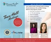 Virtual Town Hall Dupage Worknet
