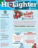Nov Dec cover photo of HiLighter