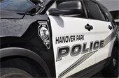 Hanover Park Police Car