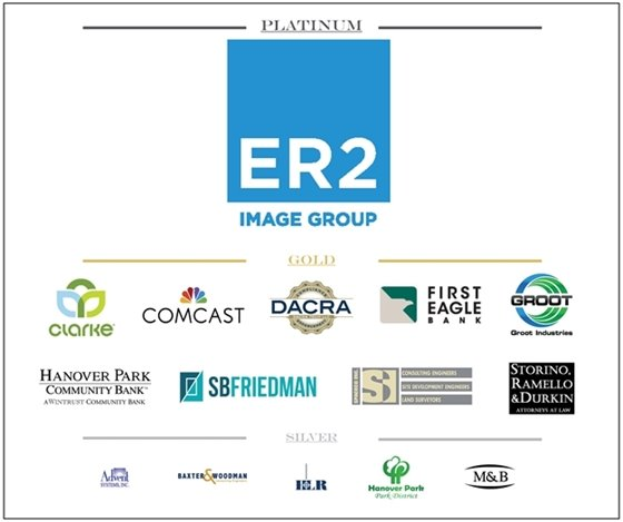 photo of many sponsor logos