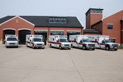 5 Ambulances