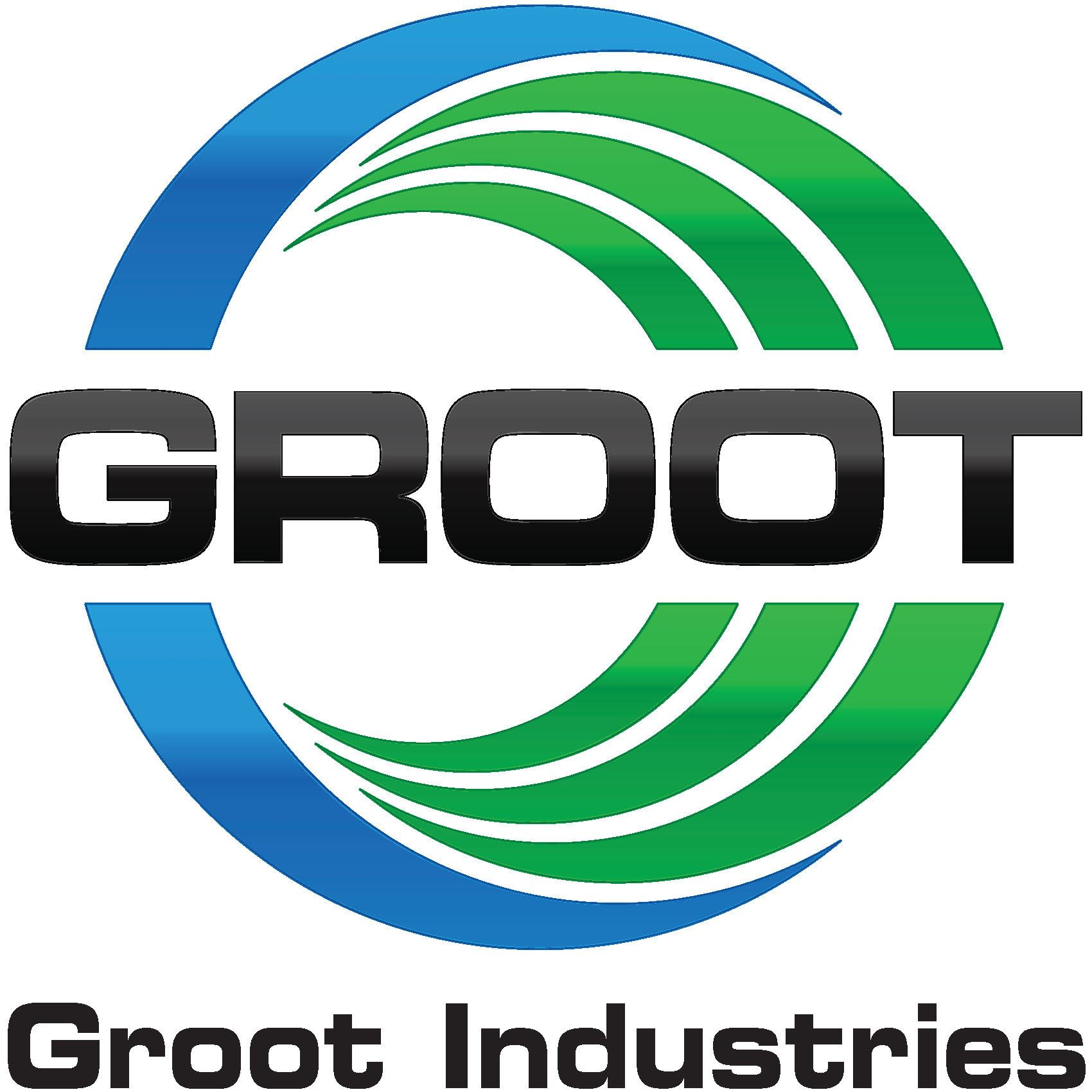 Groot Logo Darker Stretched Wording - eps file